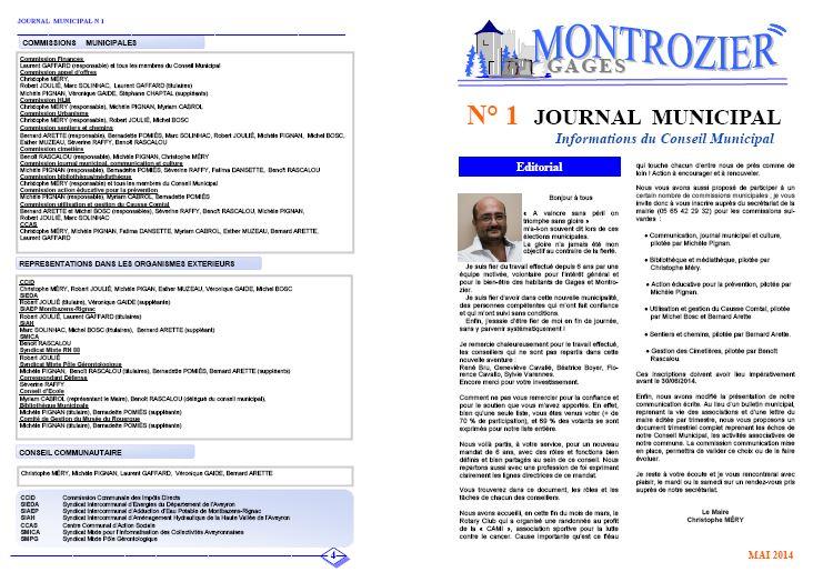 journal municipal 1