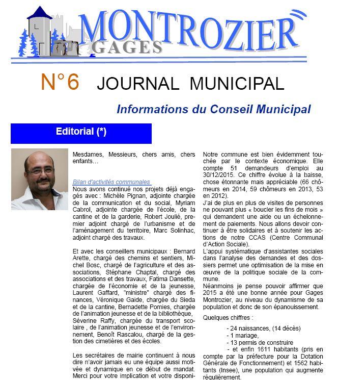 journal municipal 6