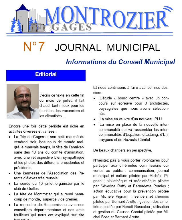 journal municipal 7