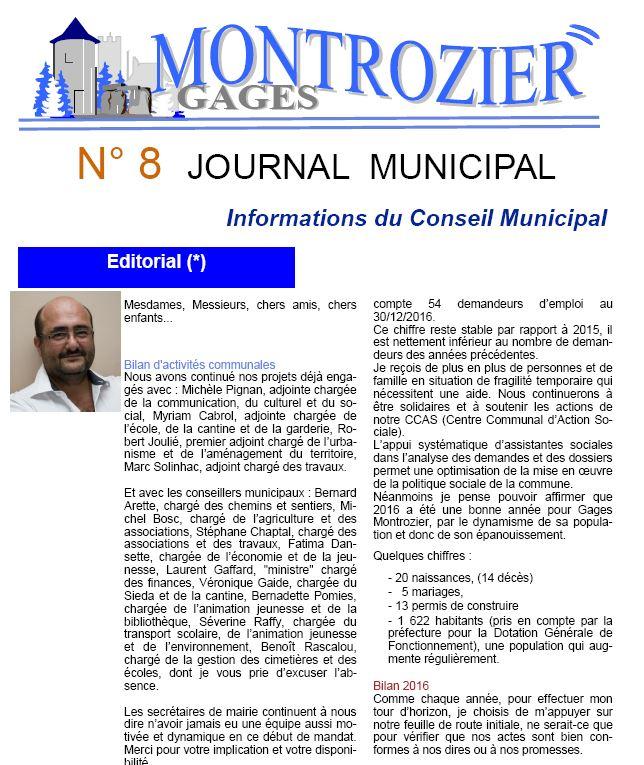 journal municipal 8