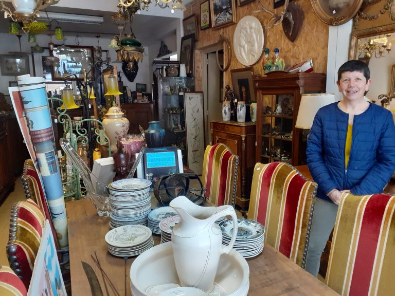 Achat et vente d'antiquités Brianes