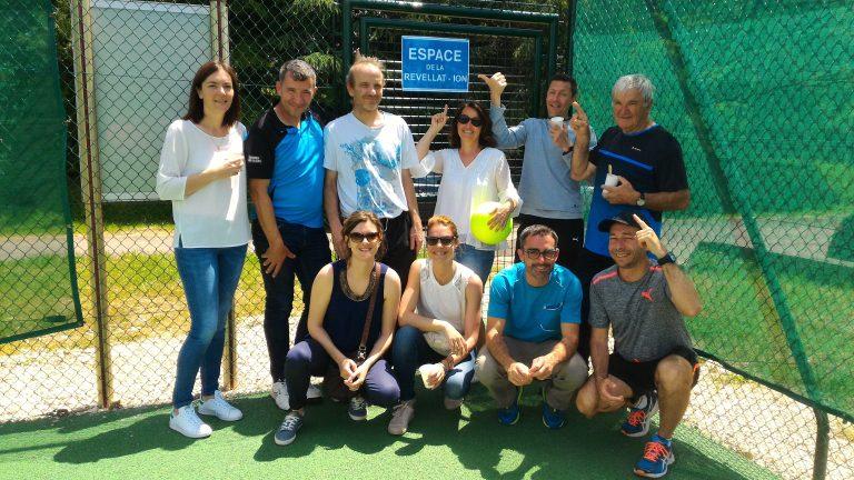 Tennis club de Gages