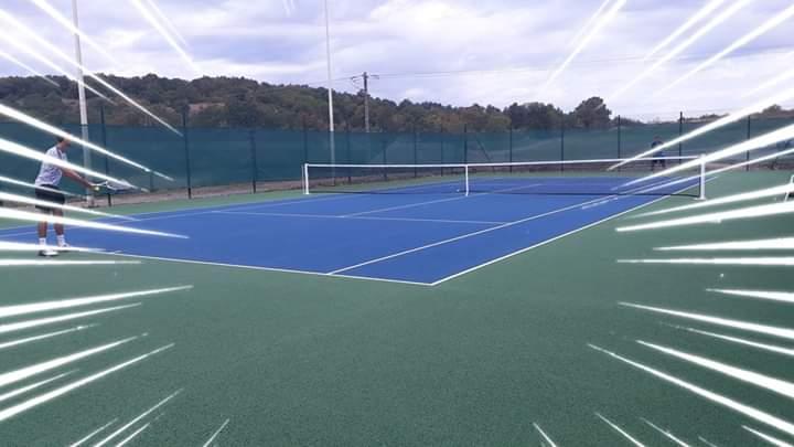 Gages terrain de tennis