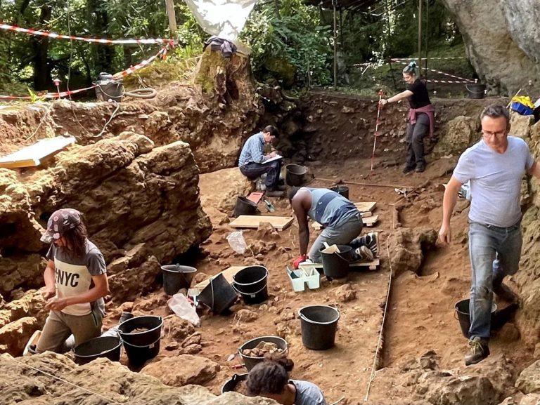 Fête des fouilles